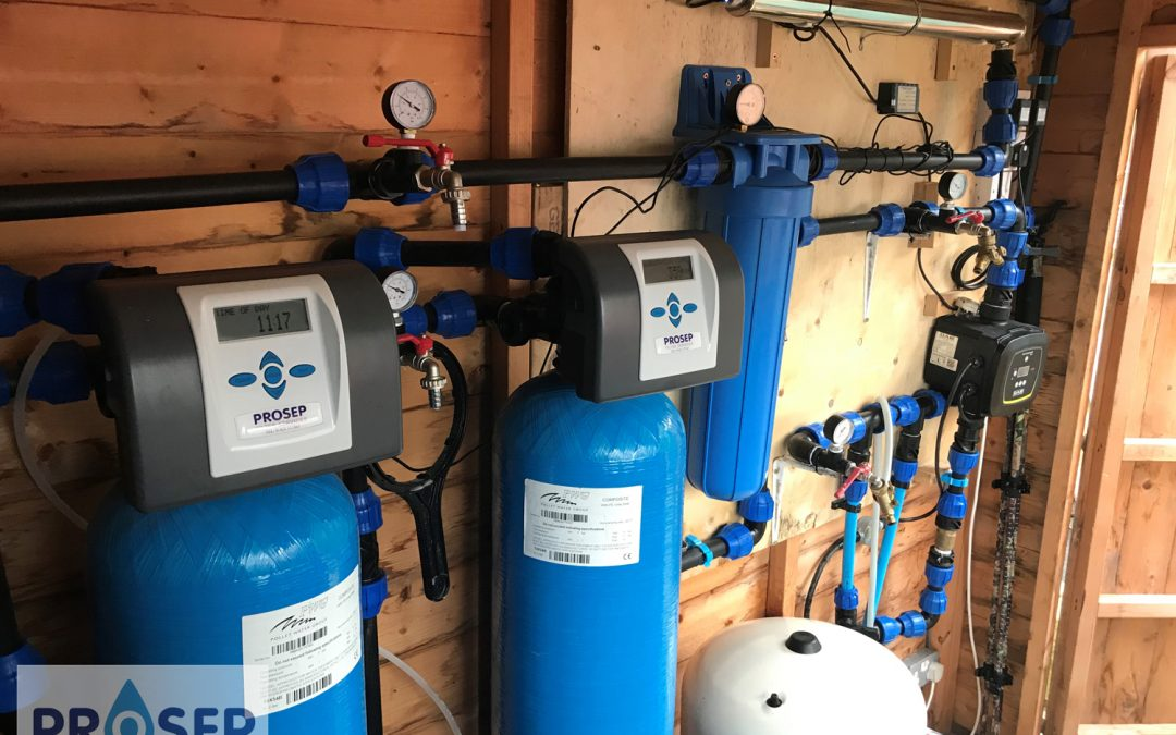 Filtration & Water Treatment for a New Build
