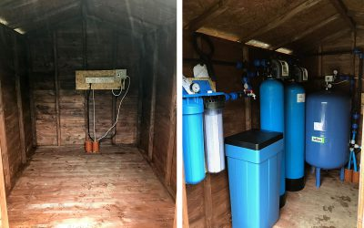 Borehole Water Treatment in South Wales