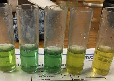 pH Samples