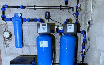 Replacing Old Filtration System