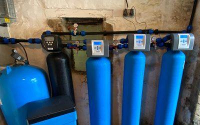 Filtration Upgrade in Sowerby Bridge
