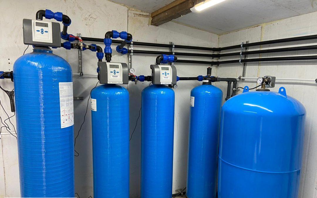 Self Installation Water Treatment