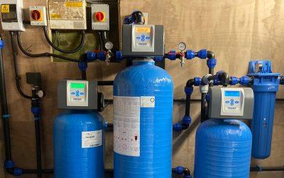 Dairy Farm Filtration System
