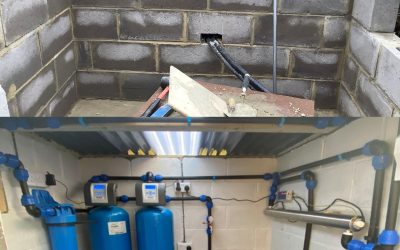 Newly Built Filtration System