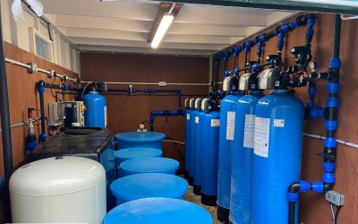 Water Treatment in the South of England