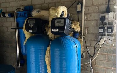 Servicing a Filtration System in Oldham