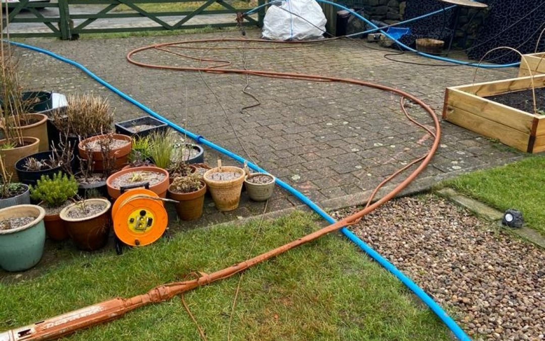 Borehole Pump Problem